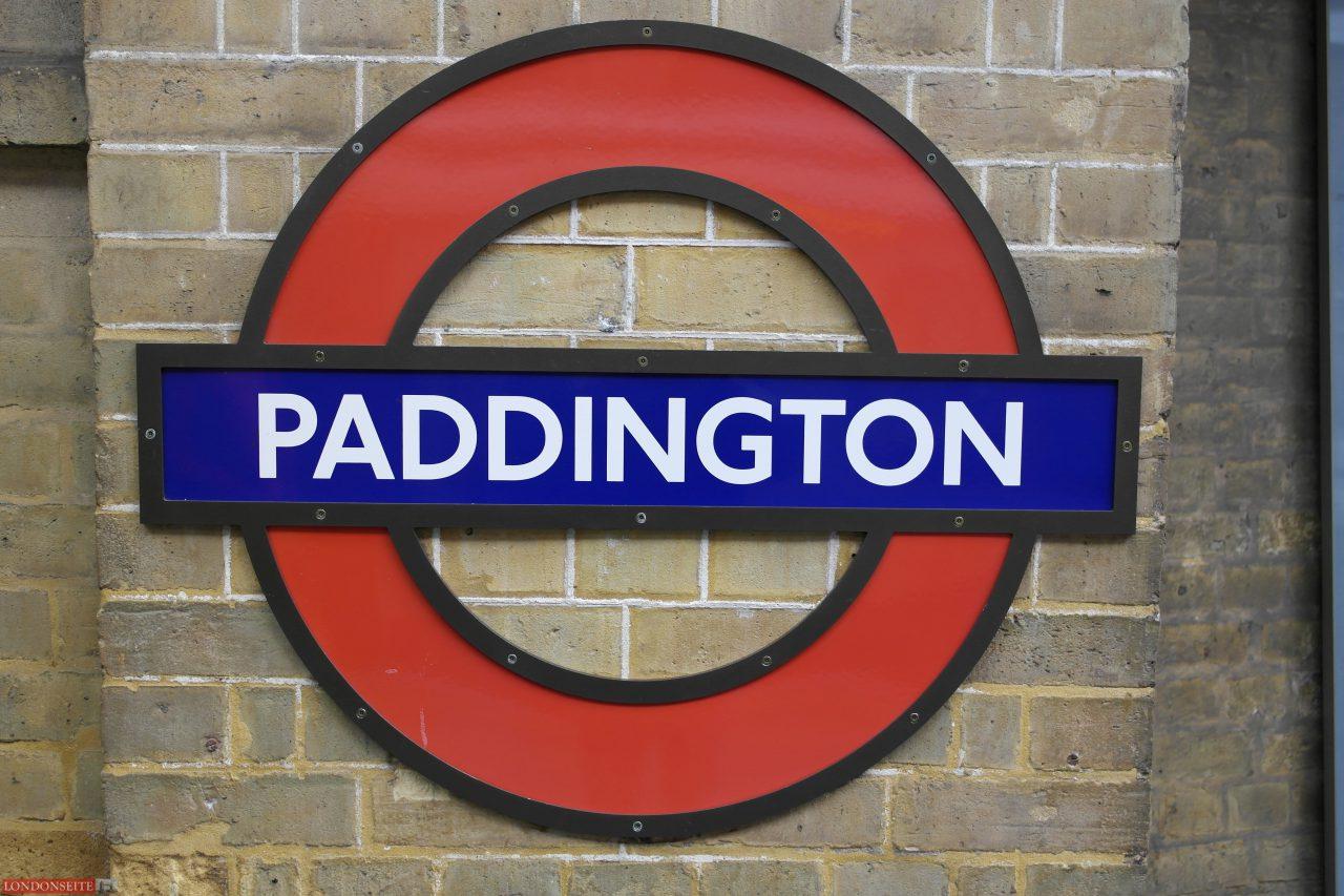 Paddington Station Panorama