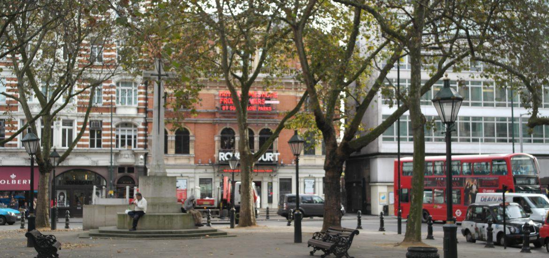 Sloane Square Panorama