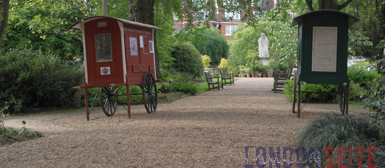 Chelsea Physic Garden – Oase der Ruhe am Themseufer