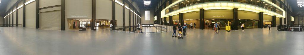 Tate Modern Panorama